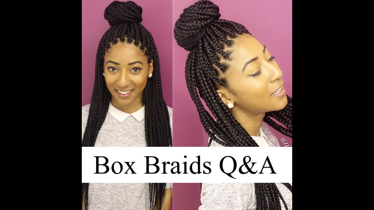 How Much Is Box Braids Uk - Braids