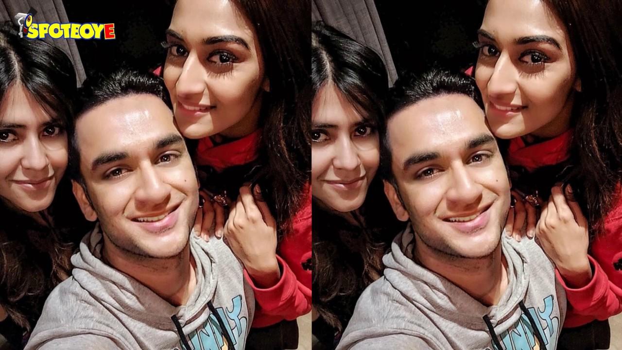 Erica Fernandes To Be Webbed In Vikas Gupta's Next, Announces Ekta Kapoor    SpotboyE