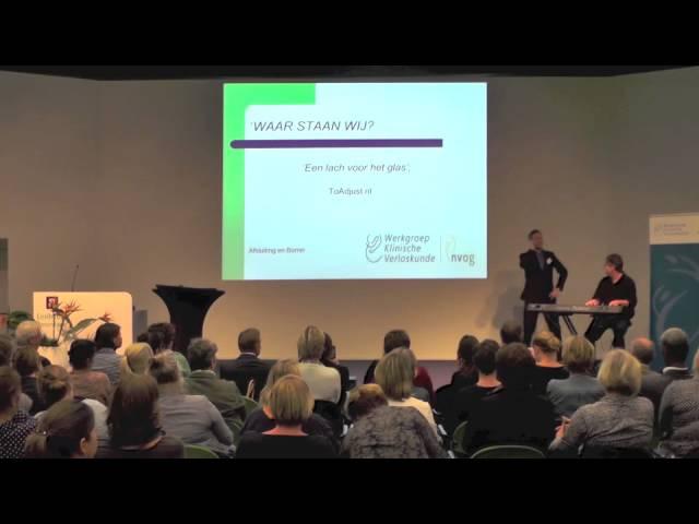 ToAdjust.nl- One man musical- Symposium Klinische verloskunde - 07 November