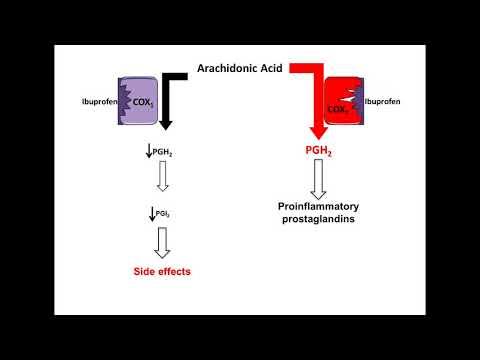 Ibuprofen - Mechanism of Action