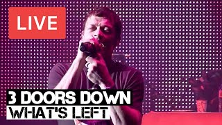 3 Doors Down - What's Left Live in [HD] @ Hammersmith, London 2012