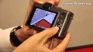 Видео Special Edition Leica D-Lux 5 Titanium First Look (автор: Gear65.com)