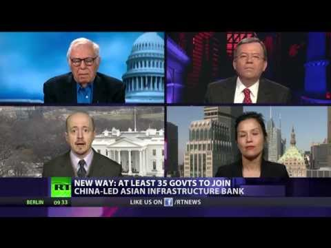 CrossTalk: China Banks It
