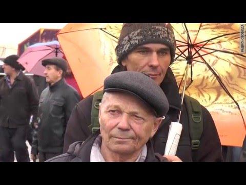 """""""Верните работу"""". Митинг в Тольятти"""