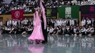 美しすぎる神ダンス!日本一のワルツに酔いしれる!