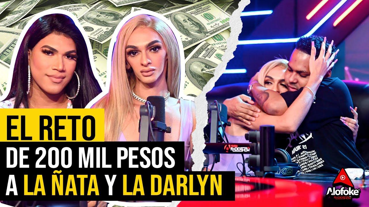 200 MIL PESOS PARA LA ÑATA & LA DARLYN SI RESPONDEN 5 PREGUNTAS DE MANERA CORRECTA (ENTREVISTA)
