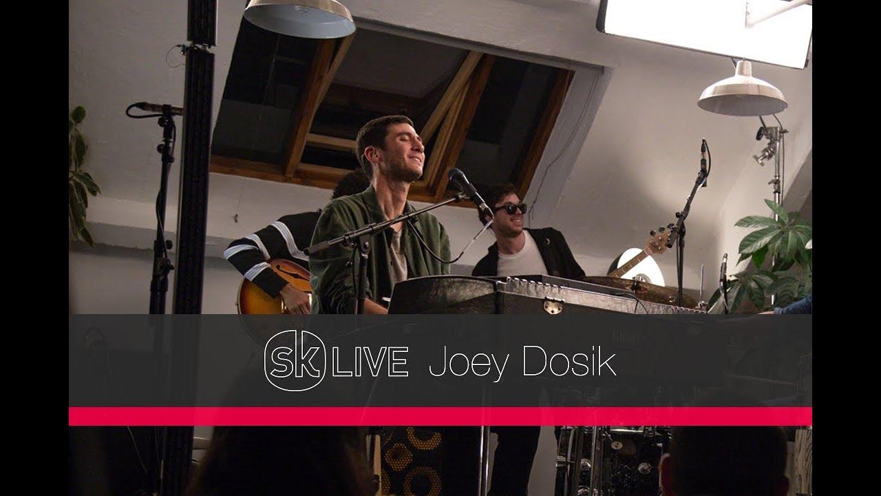 Joey Dosik — Stories [Songkick Live]