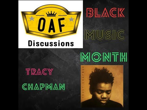 Black Music Month: Fast Car by Tracy Chapman