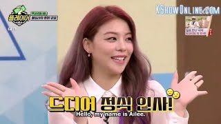 Ailee [에일리] @ TVN Player [플레이어] Ep.4 [Eng Sub]