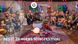 Bekijk eerste beelden Songfestival-aflevering Beste Zangers