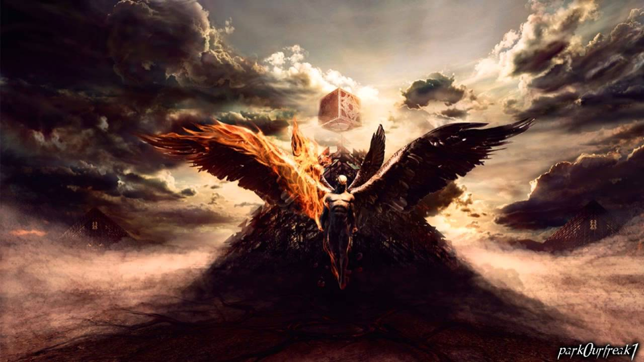 Epic Anime Wallpaper Critical Mass Prophecy Of Divine Judgement David