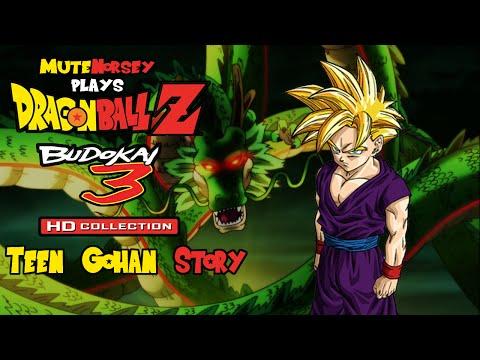 Dragon Ball Z Budokai 3 HD - Teen Gohan Story