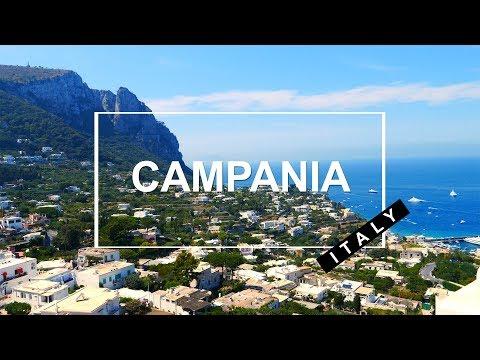CAMPANIA - Italy 2017 | Travel Video