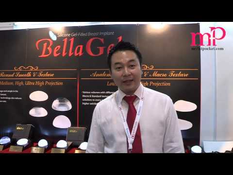Aesthetics Asia 2012: Hans Biomed (Manufacturer of Silicone Gels in Korea)