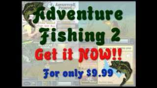 Adventure Fishing 2 PC Game, Get it Now!!!