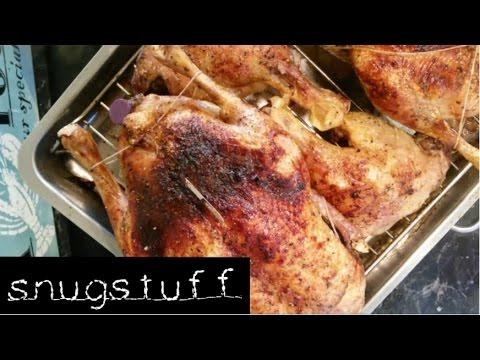 Bauern - Ente mit Blaukraut und Kartoffelknödeln, Rezept für Hauptgericht / Episode 0004