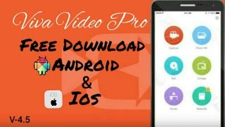 How To Download VivaVideo Pro free || 100% Working Process