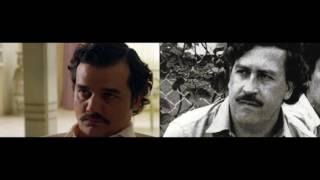 """Narcos Theme - """"Tuyo"""" by Rodrigo Amarante Video"""
