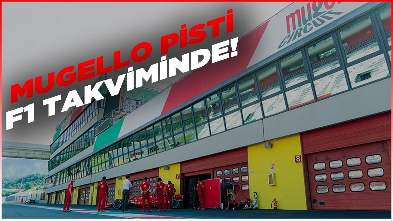 Resmi: Mugello, 2020 F1 takvimine girdi, Rusya GP onaylandı!