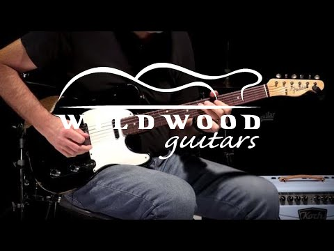 Fender Custom Shop Wildwood 10 1959 Telecaster  •  SN: R91890