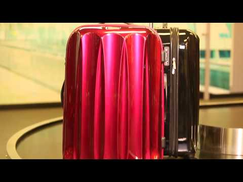 Tour the World TV & Antler Luggage - Introducing the Tiber Range