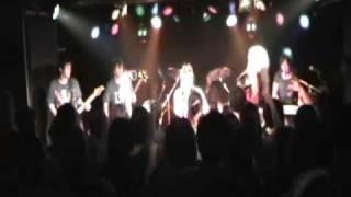 2009/08/29 赤坂天竺での2ndライブの映像です。夢は筋肉少女帯の前座で...