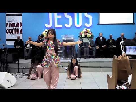 Ton Carf - Porque Eu te amei - Grupo de Coreografia Infantil Ad Madureira Nova Cidade1