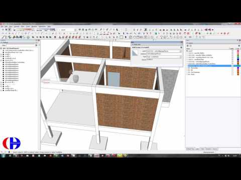 5D SketchUp For Construction (Part-05)