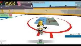 ROBLOX: 3 on 3 Hard Coded NHL Hockey By Baumz