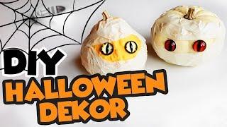 DIY halloween dekor👻