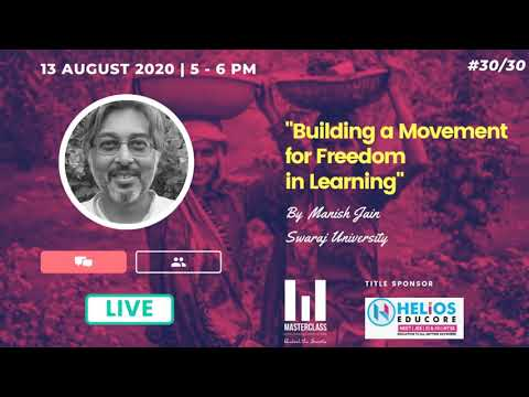 Building a Movement for Freedom in Learning