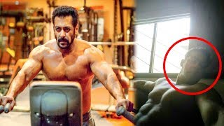 Salman Khan ने दिखाए अपने कमाल के Six Packs Body | Salman khan Body Look