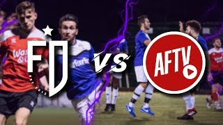 FDFC vs AFTV | Is This The WORST Goal Scored On YouTube?!