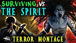 SURVIVING vs THE SPIRIT! [#209] Dead by Daylight PTB with HybridPanda