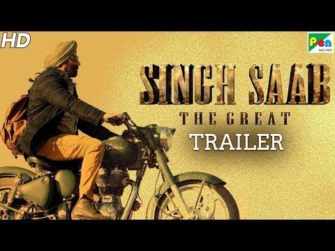 Singh Saab The Great   Official Hindi Movie Trailer   Sunny Deol, Urvashi Rautela