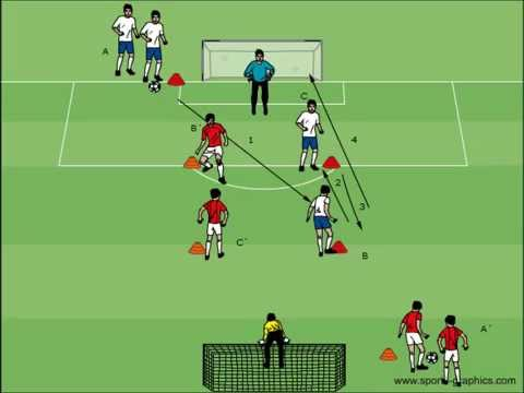 Soccer Sprint Repetition Training