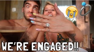WE GOT ENGAGED IN BALI!!!