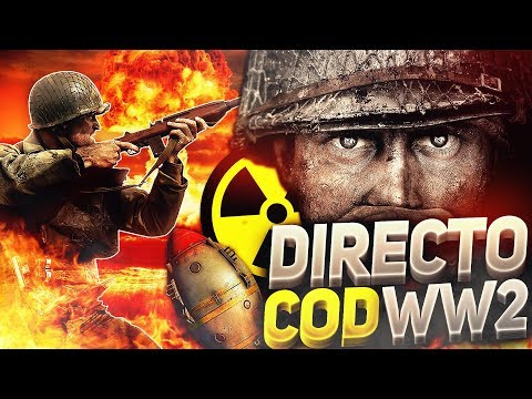 DIRECTO de CALL OF DUTY: World War 2 | ROAD TO 10K SUBS