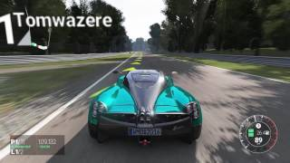 Project CARS Pagani Edition new game out on steam Gameplay - Review