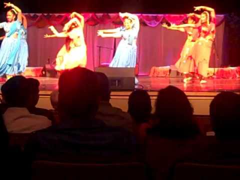 Champa Chameli Dance Group 3-3-12 (Jhoom Barabar Jhoom)
