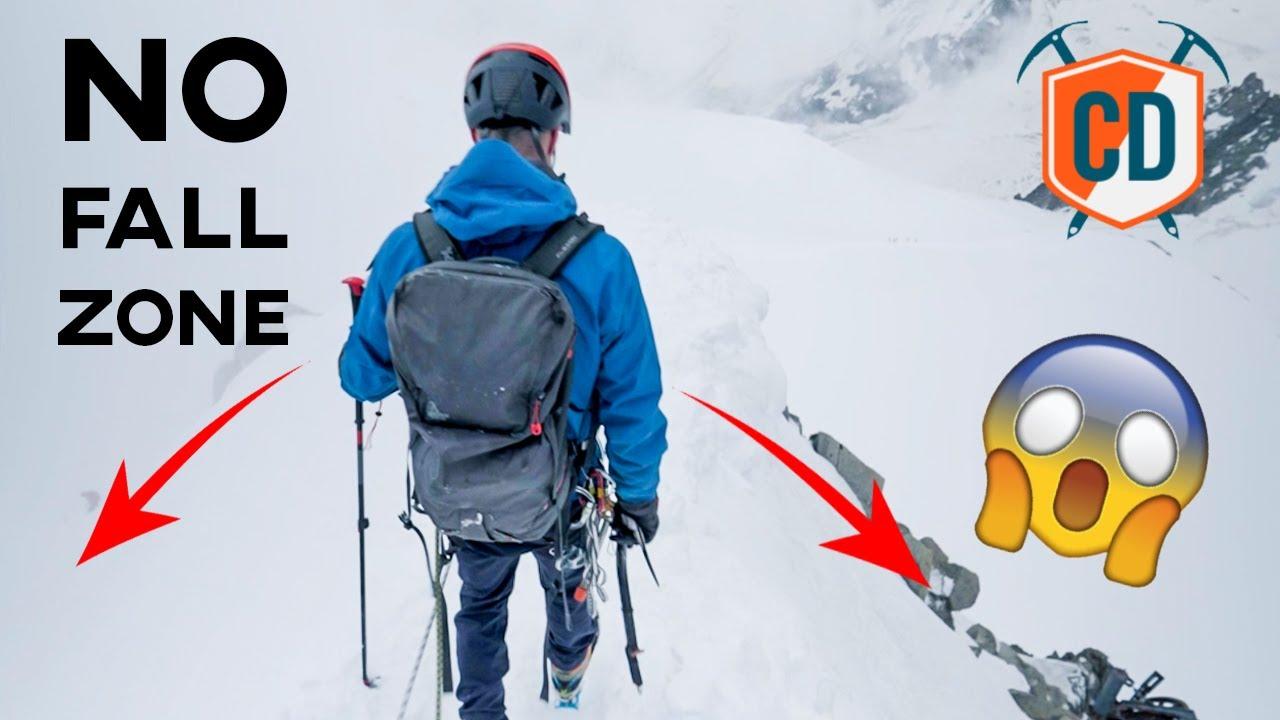EXTREME High Altitude Hiking: Vallée Blanche   Climbing Daily Ep.1867