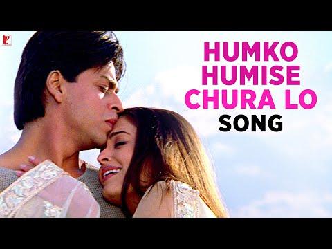 Humko Humise Chura Lo - Song | Mohabbatein | Shah Rukh Khan | Aishwarya Rai