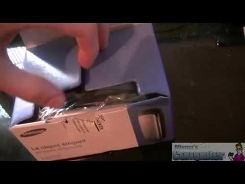 Mixma's Computer - Unboxing déballage du téléphone Samsung E1150