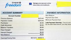Credit Card Statement Closing Date vs Due Date | BeatTheBush