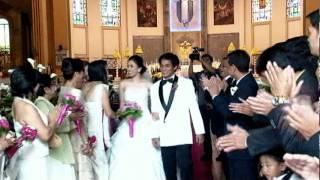 God Gave Me You V&R Wedding