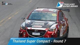 Thailand Super Compact Round 7 | Bangsaen Street Circuit