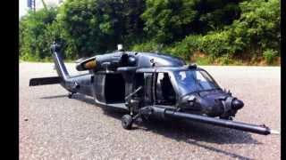 New version Full custom MH-60K Black Hawk Photo
