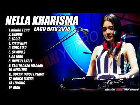 Konco Turu Nella Kharisma    Full Album Lagu Terhits Lagista 2018   