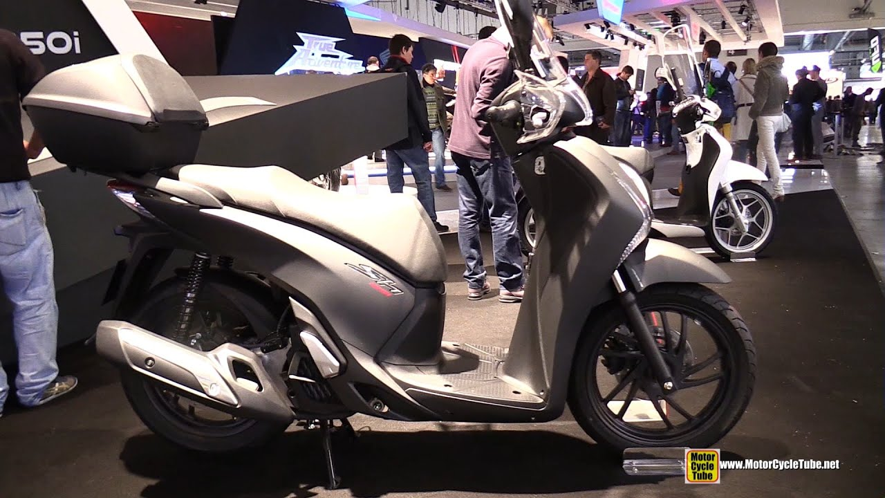 2015 honda sh 125i abs scooter walkaround 2014 eicma. Black Bedroom Furniture Sets. Home Design Ideas