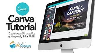 Canva Tutorial: Create Beautiful Graphics Quickly, Easily, and for Free!